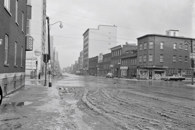 1956... (Archives de la Ville de Québec, négatif # N003394)