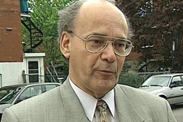 L'ex-syndicaliste et député Yvon Charbonneau est mort à... ((Archives))