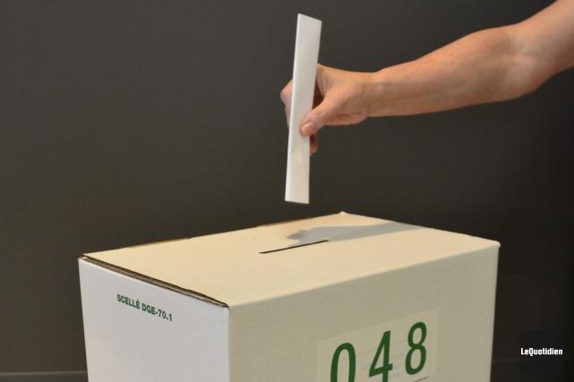 CHRONIQUE / La dernière fois que je ne suis pas allé voter, c'était en 1977,... (Archives Le Quotidien)