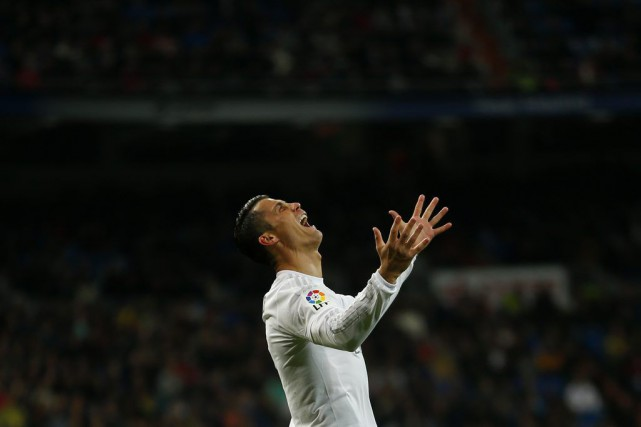 Cristiano Ronaldo... (Francisco Seco, Archives AP)