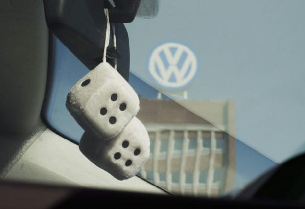 Les propriétaires de Volkswagen n'ont pas à prendre... (AFP, Julian Stratenschulte)