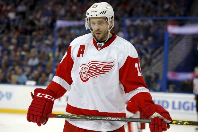 Pavel Datsyuk... (Archives AFP, Mike Carlson)