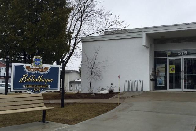 La bibliothèque municipale n'a plus de bibliothécaire depuis... (Audrey Tremblay)
