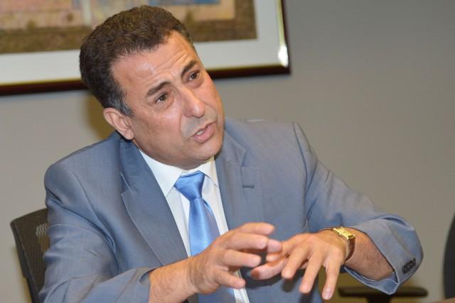 Mohamed El Khayat, ancien directeur de la firme... (PHOTO JEAN MARIE VILLENEUVE, ARCHIVES LE SOLEIL)