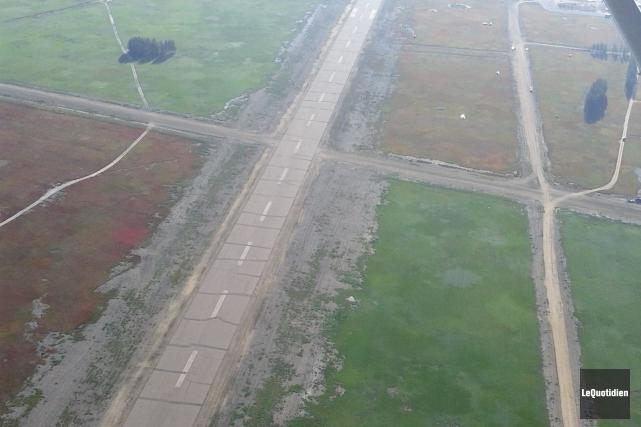 La réfection de la piste et l'amélioration de... (Archives Le Quotidien)