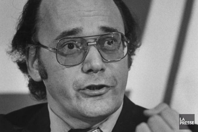 Président de la Centrale de l'enseignement de1970 à1978,... (Archives La Presse Canadienne, Jacques Nadeau)