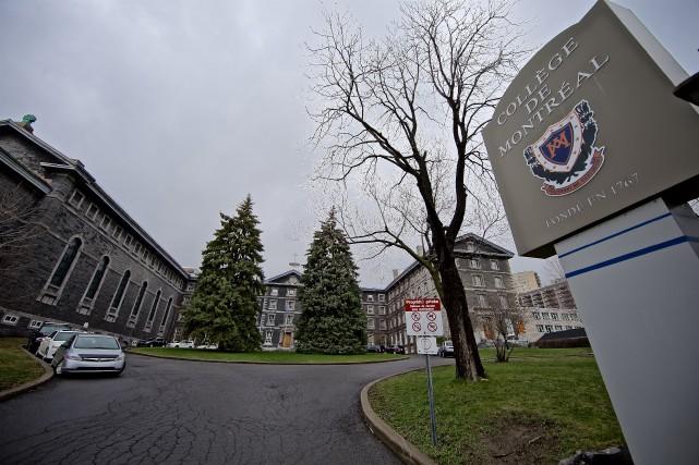 Le collège de Montréal fêtera son 250e anniversaire... (photo andré pichette, la presse)