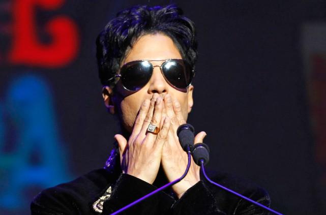 Prince a lancé près d'une quarantaine d'albums studio... (Photo Lucas Jackson, Archives Reuters)