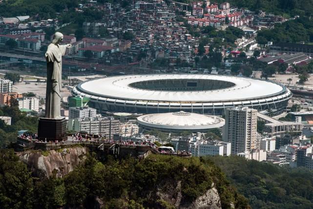 La cérémonie d'ouverture des Jeux de Rio aura... (PHOTO YASUYOSHI CHIBA, ARCHIVES AFO)