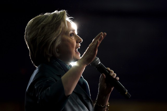 Mais l'ancienne secrétaire d'Etat et sénatrice de New... (Associated Press)