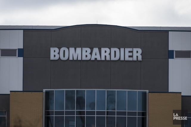 L'assemblée annuelle de Bombardier aura lieu vendredi, à... (Archives La Presse)