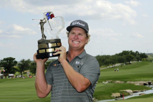 Charley Hoffman... (PHOTO AP)