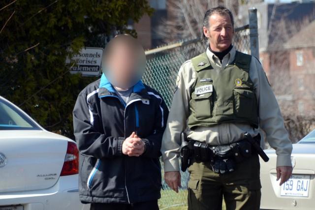Un homme de 43 ans est accusé d'avoir... (Collaboration spéciale, Éric Beaupré)