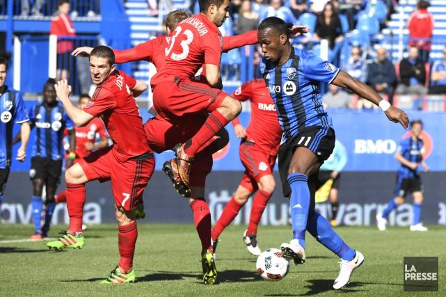 Didier Drogba (11) a joué les 90 minutes... (La Presse)