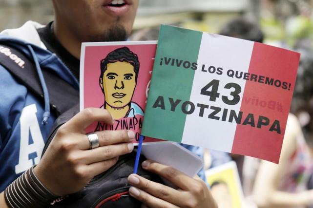 La nuit de 26 au 27 septembre 2014,... (PHOTO DAVID MERCADO, ARCHIVES REUTERS)