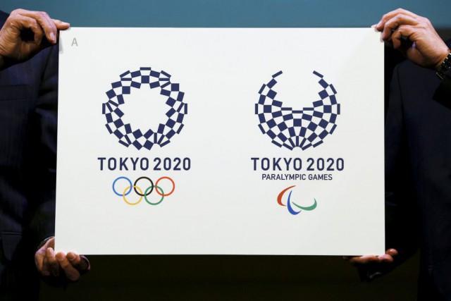 Le nouveau logo, choisi parmi quatre finalistes présentés... (PHOTO THOMAS PETER, REUTERS)