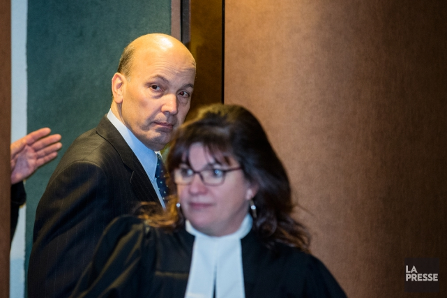 L'avocate de Frank Zampino, Me Isabel Schurman, avait plaidé,... (PHOTO EDOUARD PLANTE-FRÉCHETTE, ARCHIVES LA PRESSE)