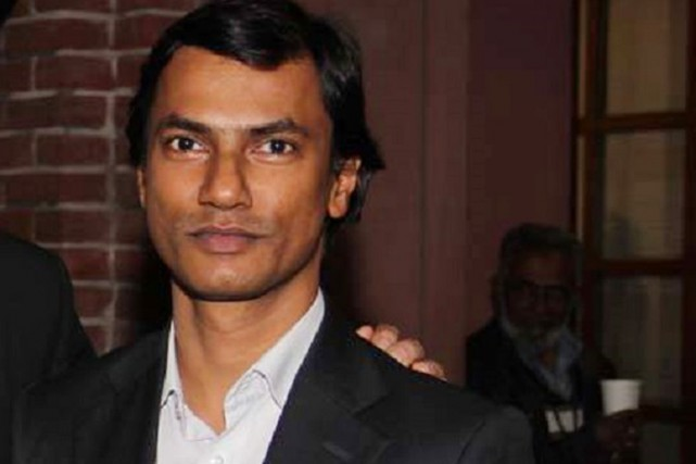 Xulhaz Mannan était l'éditeur de Roopbaan, premier et... (Tirée du site ibtimes.co.uk/facebook)