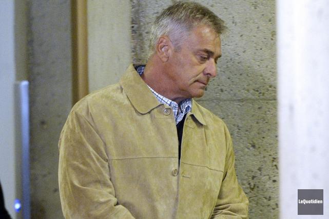 Le policier Robin Bouchard bénéficie d'une absolution inconditionnelle.... ((Photo Le Quotidien, Jeannot Lévesque))