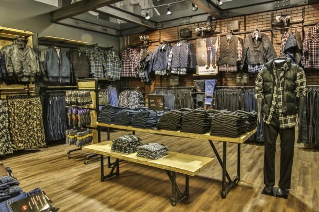 Après l'ouverture de deux boutiques à Québec, dans... (Fournie par Jeans Factory)