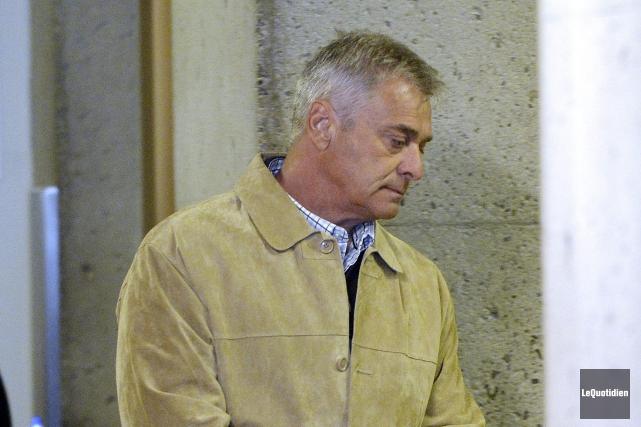 L'ex-policier Robin Bouchard était accusé de prévarication. Ce... (Le Quotidien, Jeannot Lévesque)