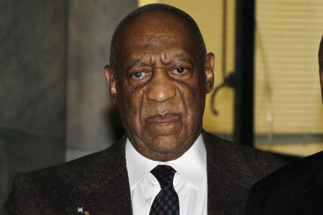 Bill Cosby invoquait un accord intervenu il y... (Associated Press)