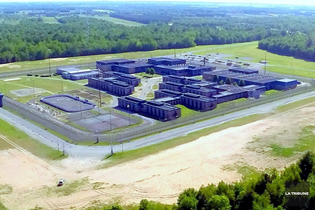 Le personnel de la prison de Drummondville a intercepté, la semaine dernière,... (Archives La Tribune)
