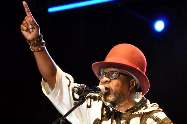 Papa Wemba en spectacle à Abidjan dimanche, tout... (PHOTO AFP)