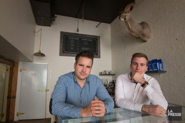 Le Speakeasy Mtl sera un «resto-cocktail», comme se... (PHOTO IVANOH DEMERS, LA PRESSE)
