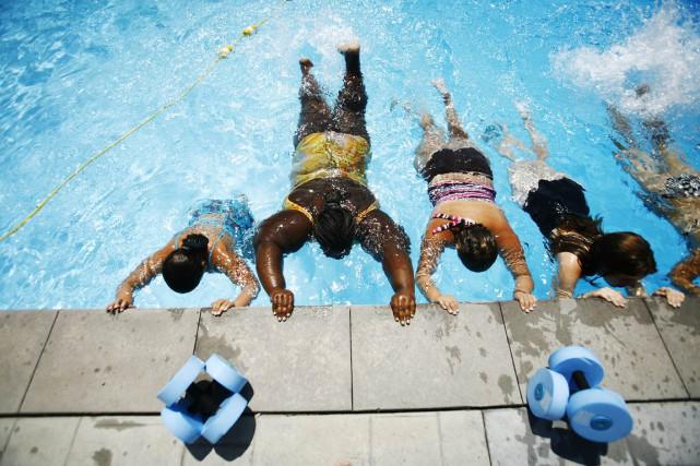 Les taux élevés d'obésité chez les enfants et... (PHOTO ANDREW HENDERSON, ARCHIVES THE NEW YORK TIMES)
