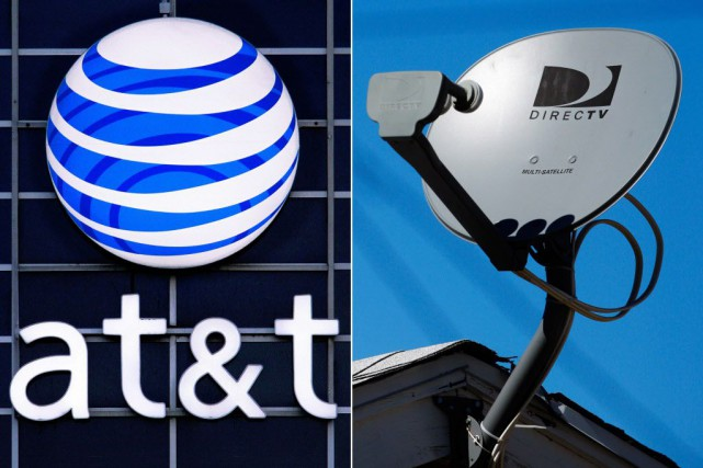 En incorporant DirecTV, AT&T affirme être devenu le... (Photo Archives AP)