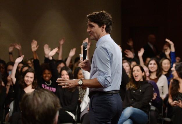 «Le téflon n'est pas encore égratigné et le... (PHOTO SEAN KILPATRICK, LA PRESSE CANADIENNE)