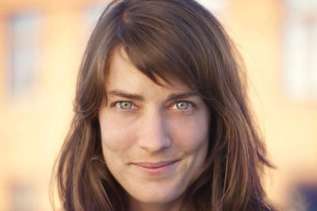 La réalisatrice de Québec,Julie Lambert... (fournie par Hélène Bouffard)