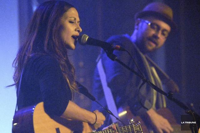 Le duo Coco Mélies se joint à la... (Archives, La Tribune)