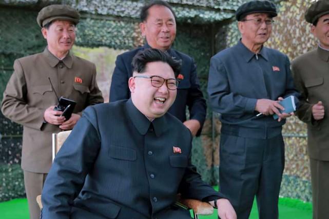Ce congrès pourrait aussi être l'occasion pour Kim... (PHOTO REUTERS)