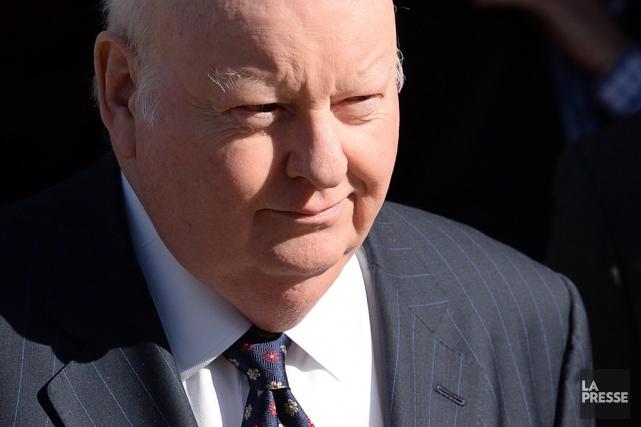 Le juge Vaillancourt, dans son jugement innocentant le... (Archives, La Presse canadienne)