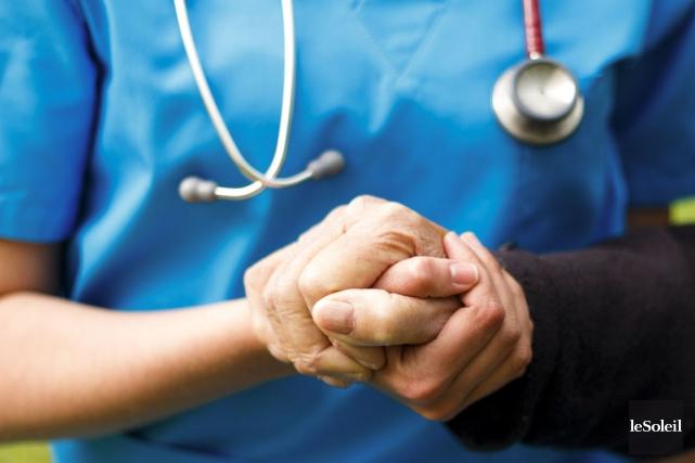 Porte ouverte au dialogue entre les acteurs de la santé, le Symposium des... (Photothèque Le Soleil)