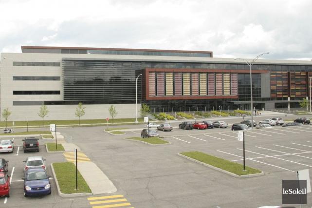 La Faculté de médecine de l'Université Laval... (Photothèque Le Soleil)