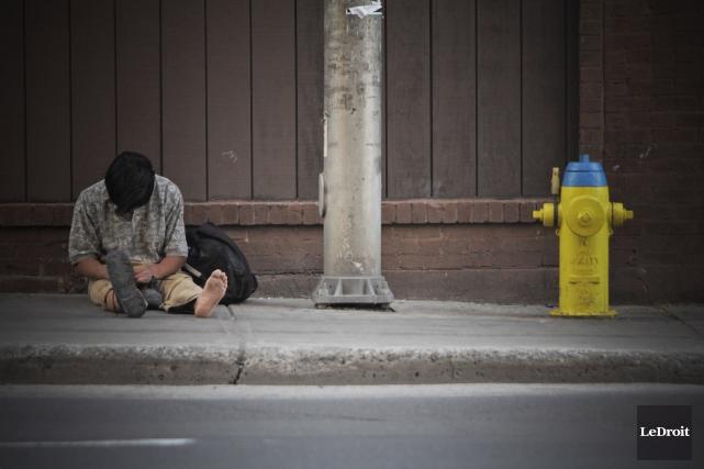 L'an dernier, 6825 personnes ont utilisé un lit... (Etienne Ranger, Archives LeDroit)
