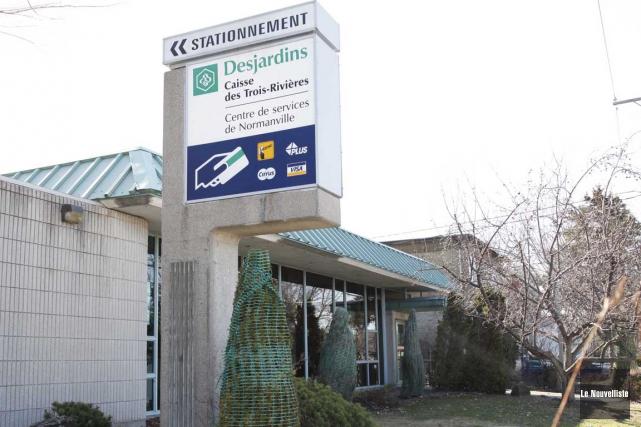 Le Centre de services Normanville fermera ses portes... (Marie Noël, Le Nouvelliste)