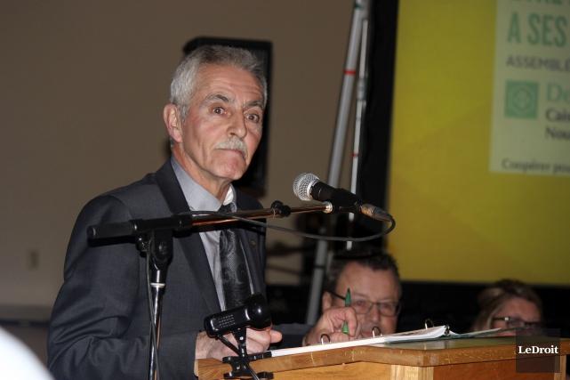 Richard Labelle a indiqué que la fermeture du... (Martin Brunette, LeDroit)