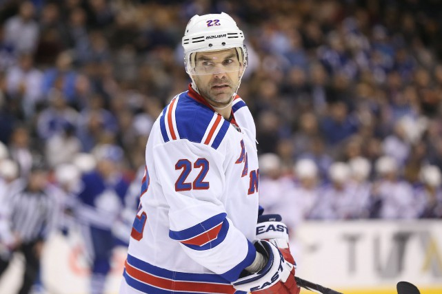 Dan Boyle aura passé 17 saisons sur les glaces... (Photo Tom Szczerbowski, archives USA TODAY Sports)