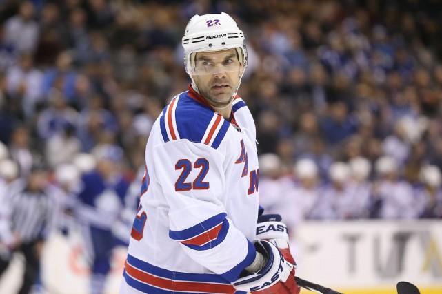 Dan Boyleaura passé 17 saisons sur les glaces... (Photo Tom Szczerbowski, archives USA TODAY Sports)