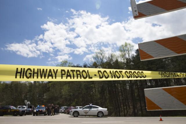 Un enfant de deux ans et demi a tué accidentellement sa mère, qui était au... (ARCHIVES AP)