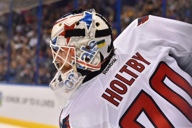Braden Holtbya connu une deuxième saison consécutive avec... (PHOTO REUTERS)