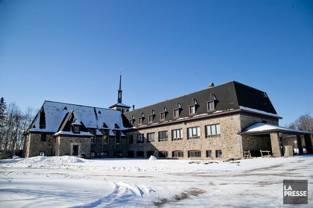 Le centre de désintoxication Mélaric, situé àSaint-André-d'Argenteuil... (David Boily, Archives La Presse)