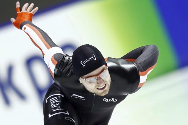 Laurent Dubreuil (notre photo) faisait équipe avecChristopher Fiola... (Photo Peter Dejong, archives AP)