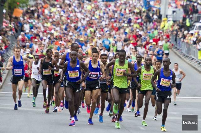 Le Marathon d'Ottawa sera l'une des dernières opportunités... (Martin Roy, Archives LeDroit)