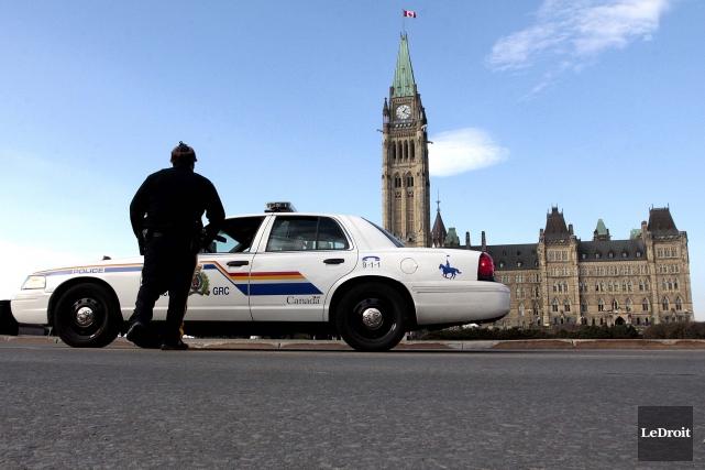 Comme la colline du Parlement est située dans... (Etienne Ranger, Archives LeDroit)