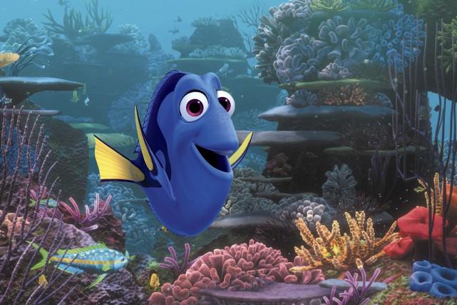 Trouver Doris... (Fournie par Disney Pixar)